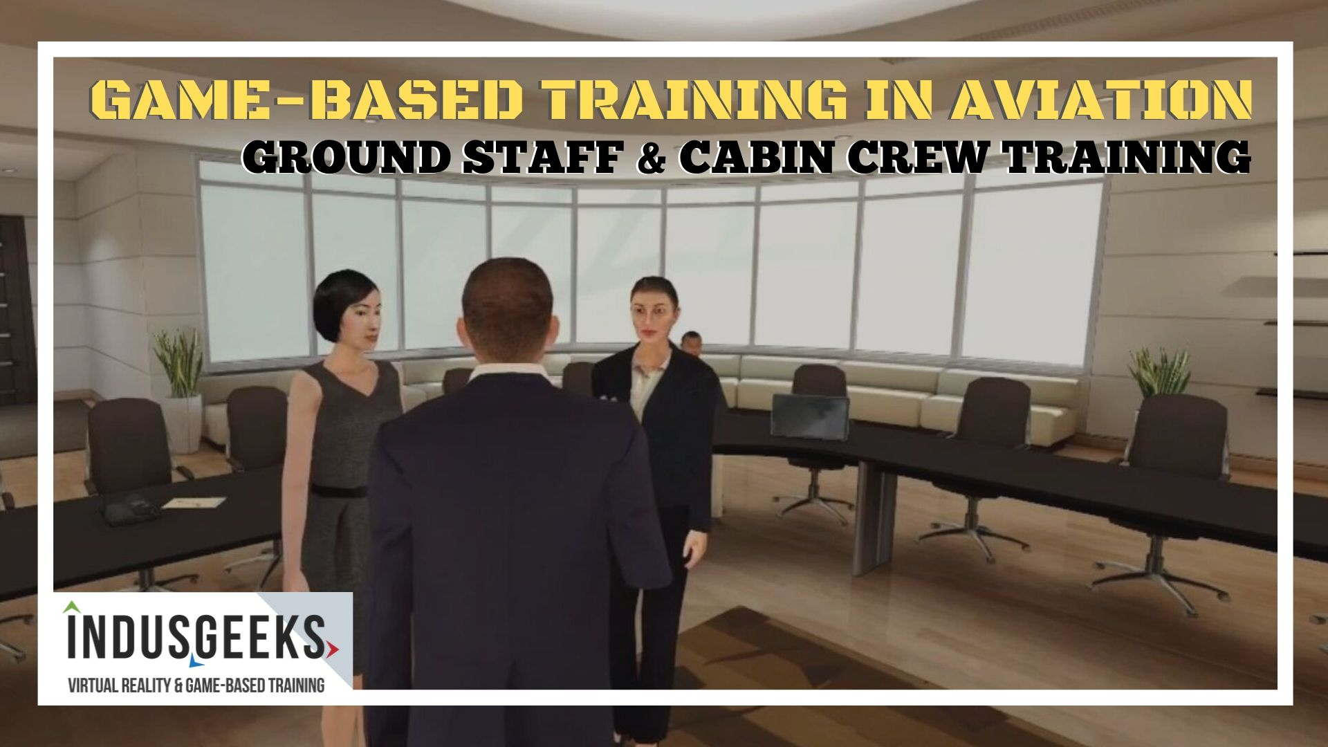 Game-based training in Aviatio