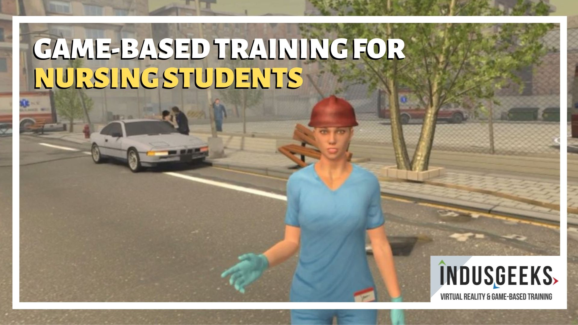 Game-based nursing training