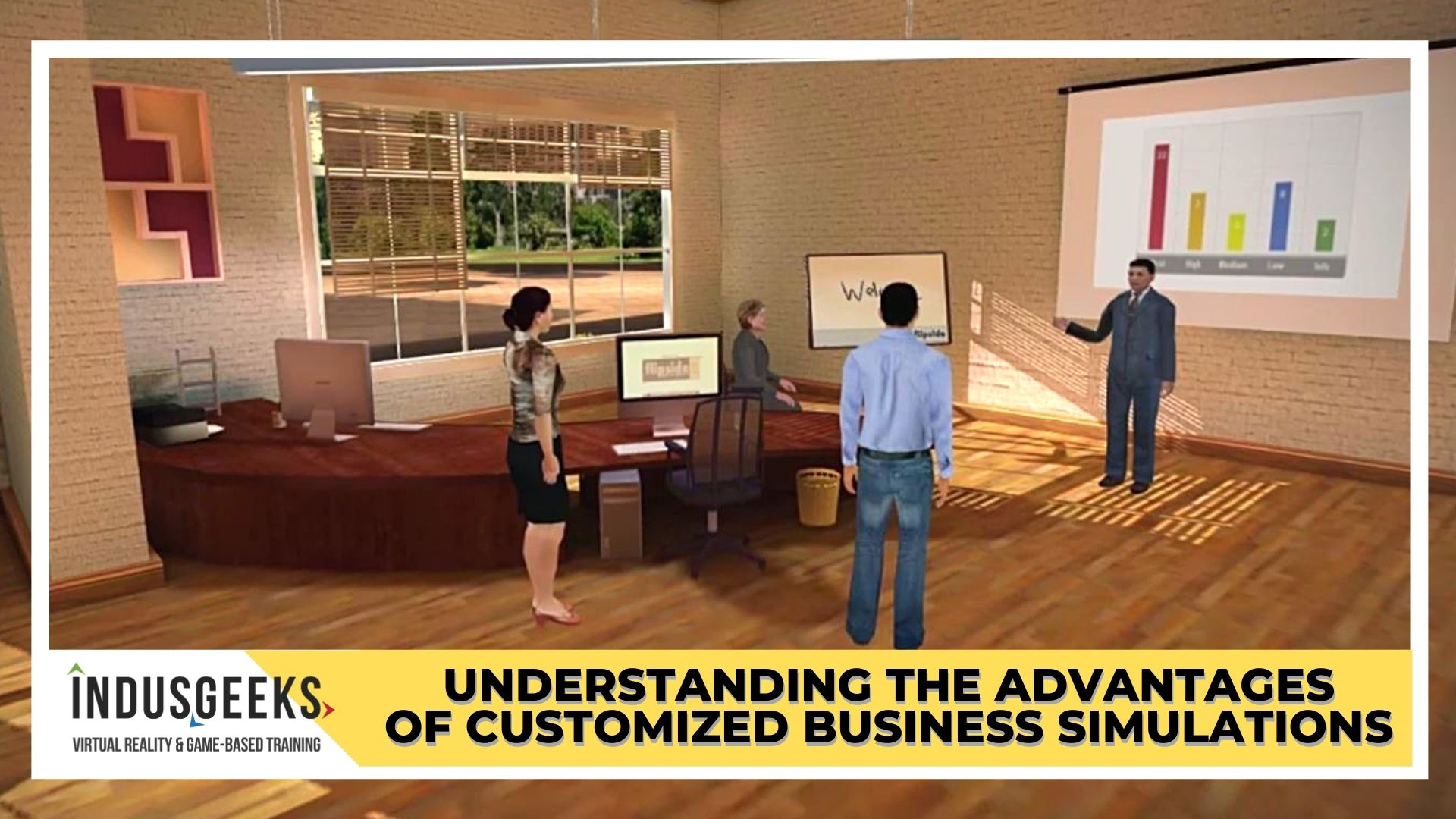 Customized Business Simulations