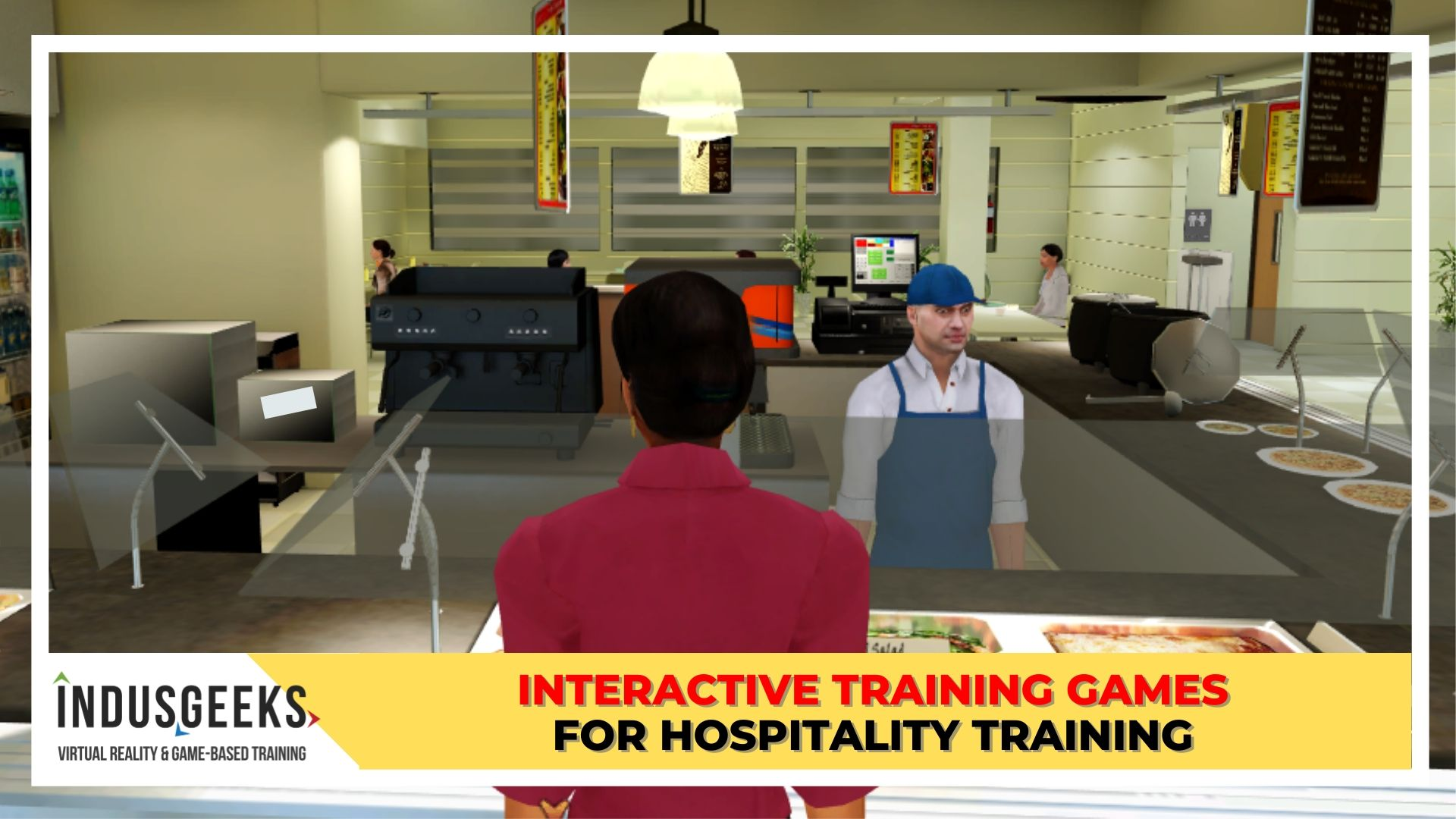 Interactive Training Games