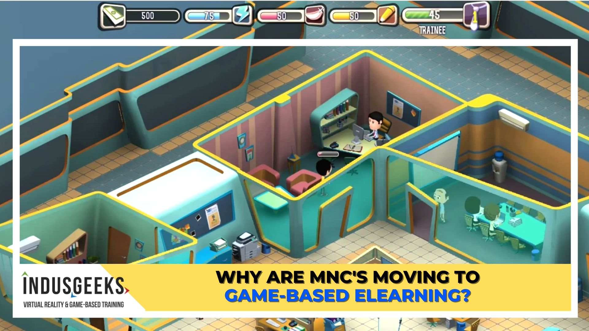 Game-based eLearning