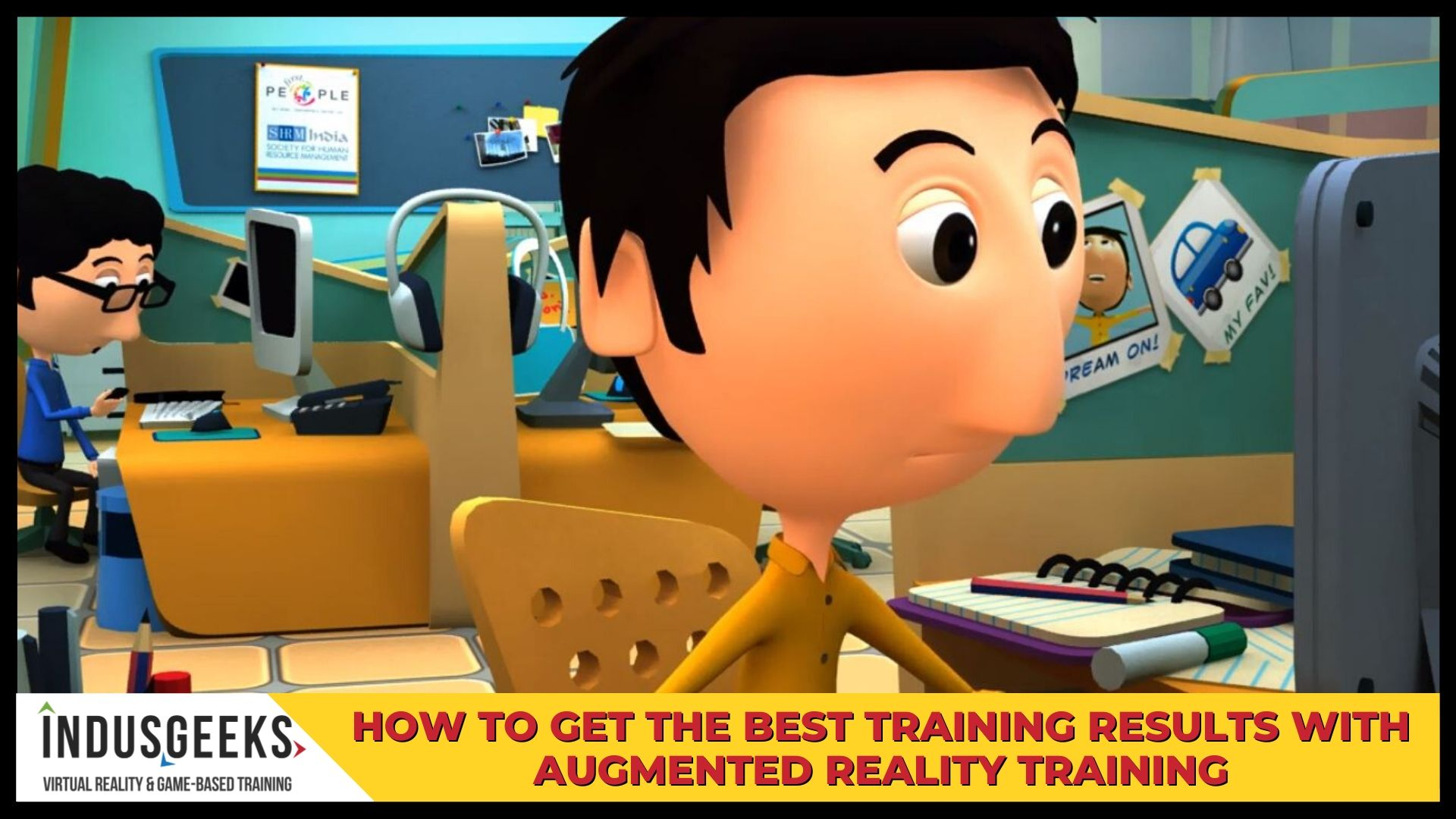 How to get the best training results with Augmented Reality Training