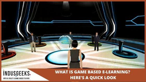 Game based e-learning