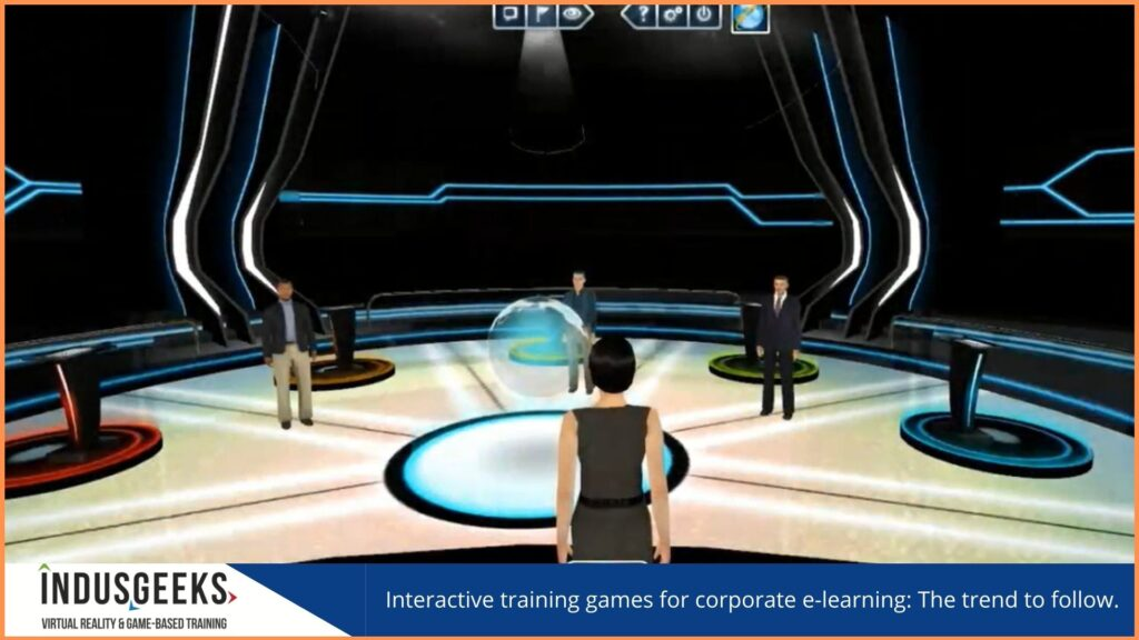 interactive training games for corporate e-learning