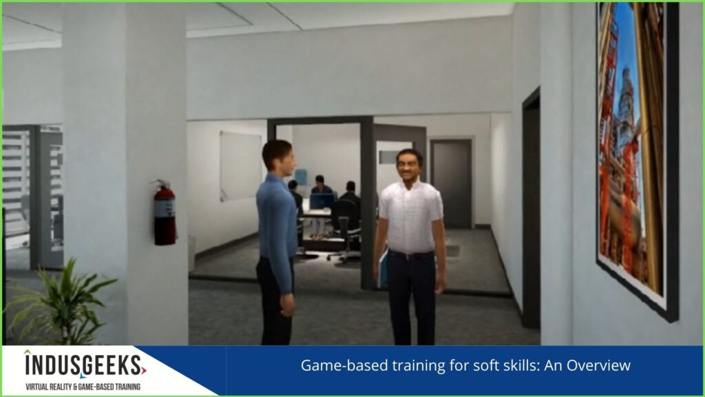 game-based training for soft skills