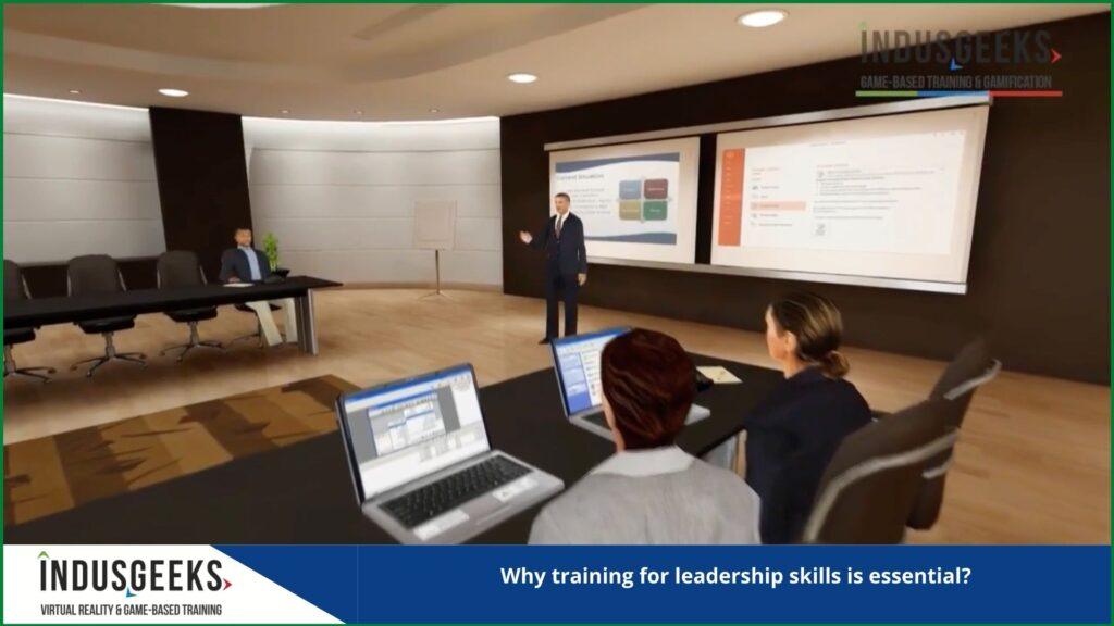 training for leadership skills