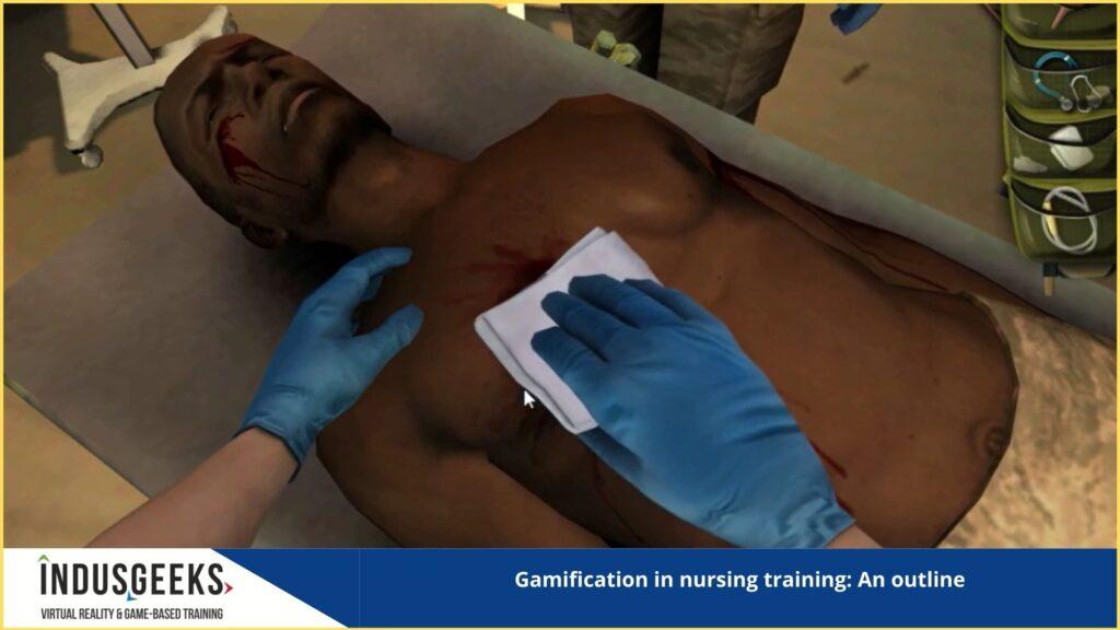 gamification in nursing training