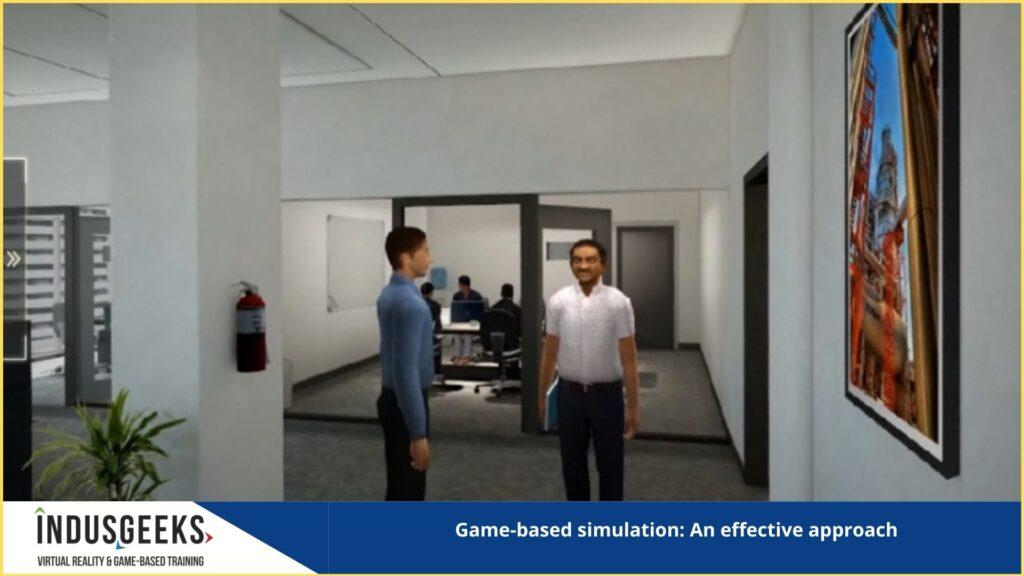 Game-based simulation