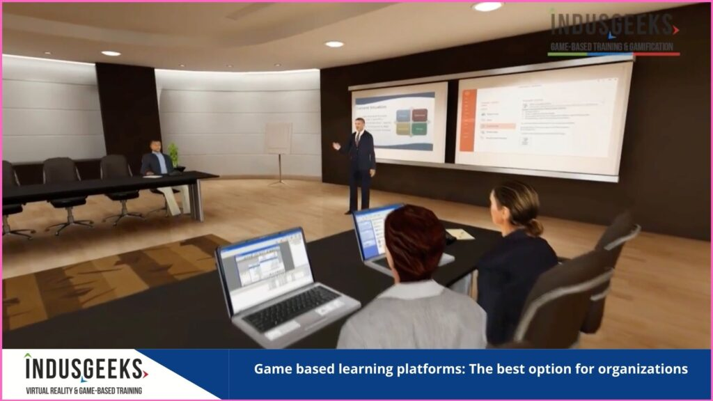 Game-based learning platforms
