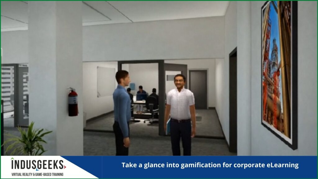 gamification for corporate eLearning