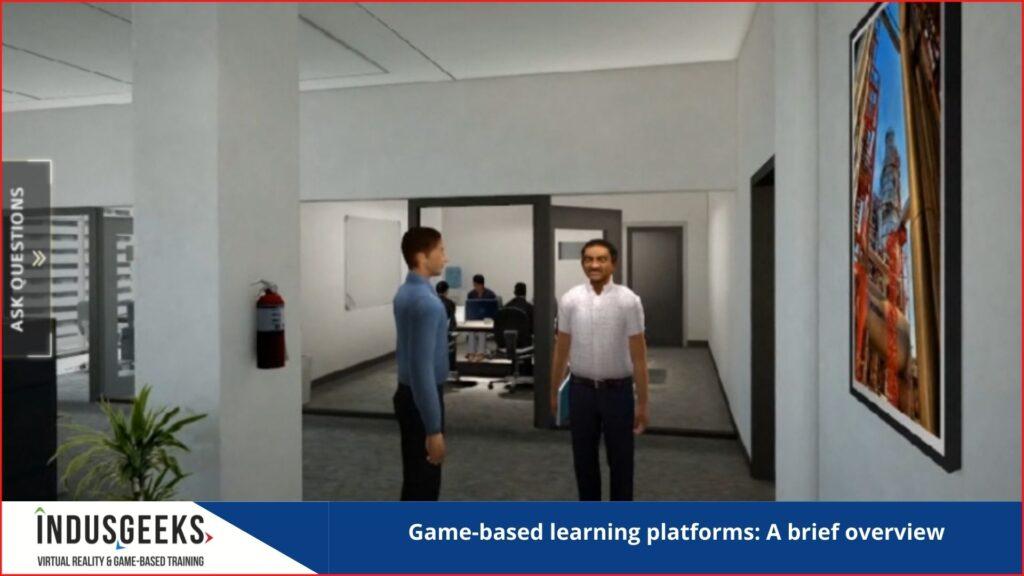 game-based training platforms