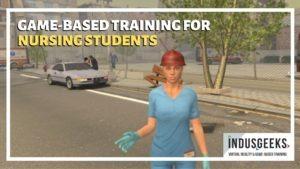 Game-based nursing training