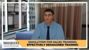 simulations for sales training
