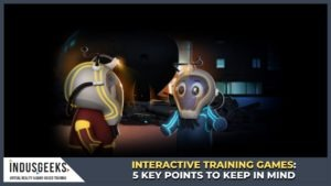 Interactive Training Games: 5 Key Points to Keep in Mind